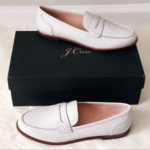 ✨New J.CREW Ryan Penny Leather Loafers